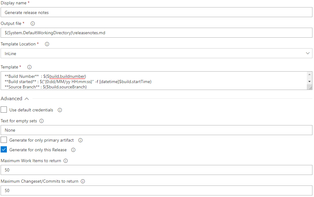 Publishing release notes to TFS/VSTS Wiki during Release – Scattered ...
