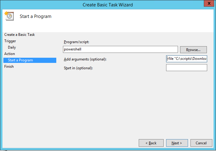 Download and extract gzip tar with PowerShell – Scattered Code